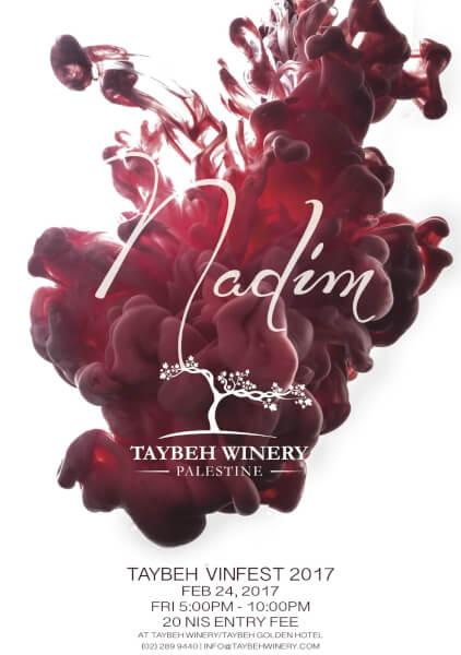 Taybeh Vinfest in Palestine