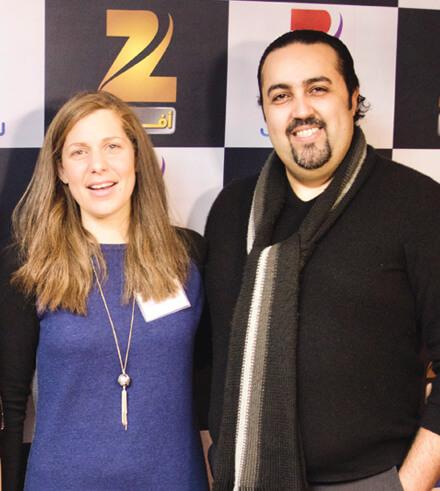 Yasmin Mounajed, Anis El Okbani