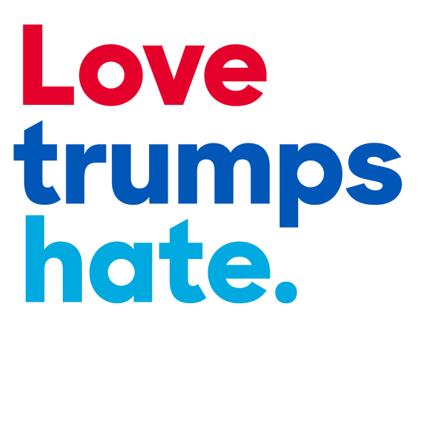 """Love Trumps Hate"" only fueling his success"