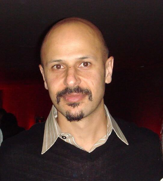 English: Comedian Maz Jobrani