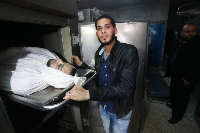 Israel suspected in murder of Palestinian Mazen Faqha