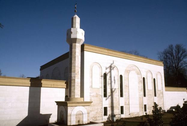 Republican John Findlay slams Dar al-Hijra Mosque in Virginia