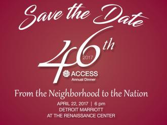 46th Annual ACCESS Banquet, April 22