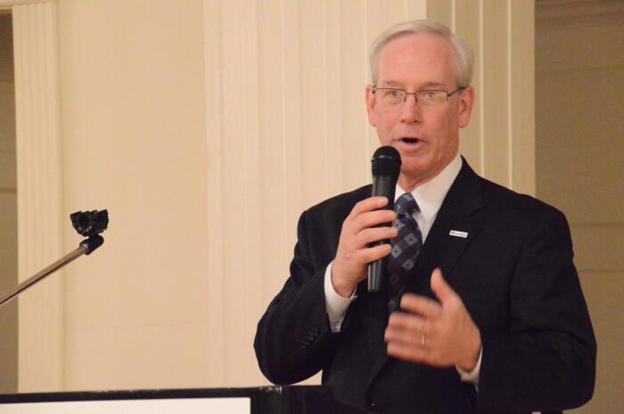 Orland Park Mayor Dan McLaughlin