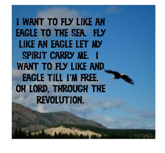 Like an Eagle for the USS LIBERTY