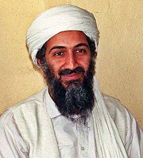 English: Osama bin Laden interviewed for Daily...
