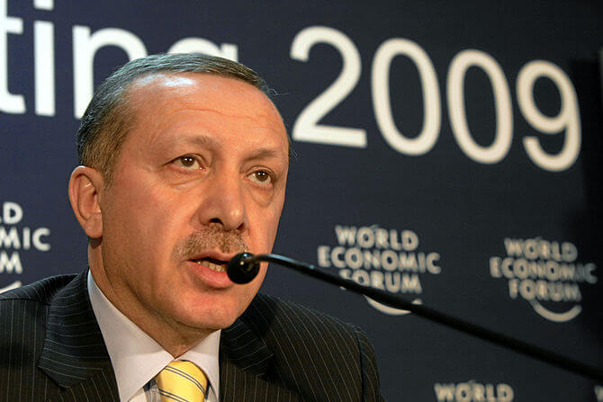 Democracy reinforced under Turkey's Erdogan