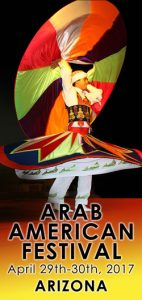 Arizona Arab Festival March 21-22 @ Steele Indian School Park
