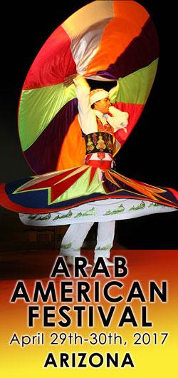 Arizona Arab Festival March 21-22