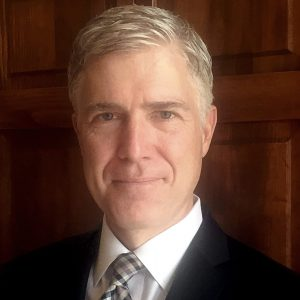 No to Judge Gorsuch and No to Evil Designs of McConnell