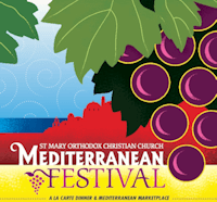 St. Mary Mediterranean Festival May 5-6, Wichita, KS