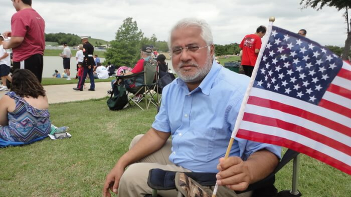 Muslims Pay Tribute to Veterans on Memorial Day 2017