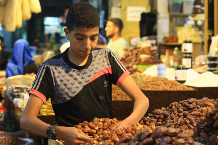 Photos: Muslims celebrate Ramadan in Gaza Strip