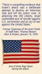 USS Liberty Remembrance Day Invitation To: POTUS, Congress, New York Times and YOU