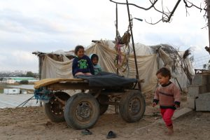 Photos from the Town of Beit Lahia in Northern Gaza, 06-28-17 by Photographer Ahmad Hasaballah.