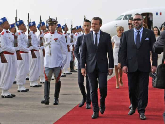 President Macron's Pragmatic Maghreb Foreign Policy