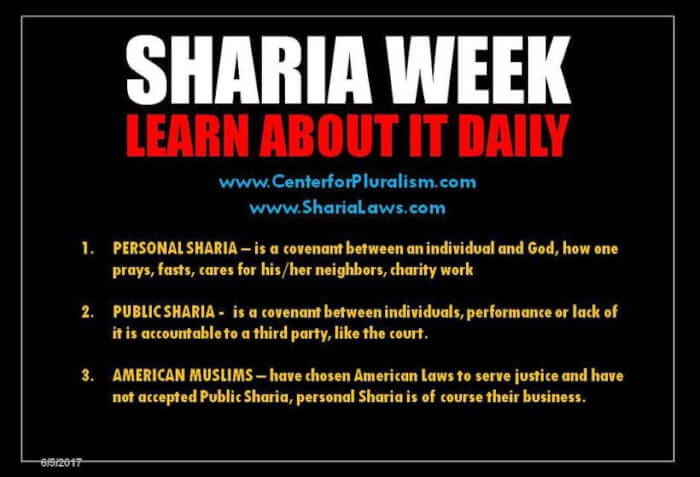 Anti-Sharia rallies are bad for America – Mike Ghouse