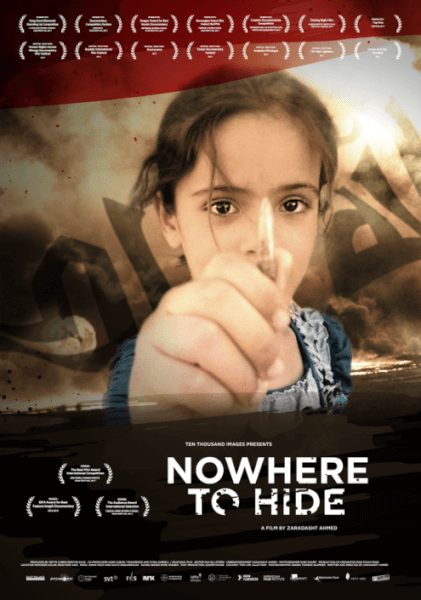 "Iraq Medic life as refugee in new film ""Nowhere to Hide"""