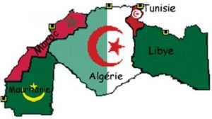 Algeria Map