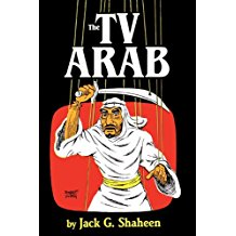 "Cover of Jack Shaheen's 1984 book ""The TV Arab"""