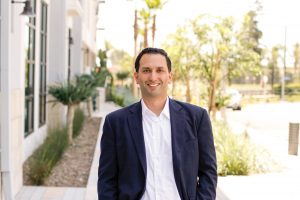 Sam Jammal, candidate for Congress in the 39th District in California. Photo courtesy of Sam Jammal Campaign