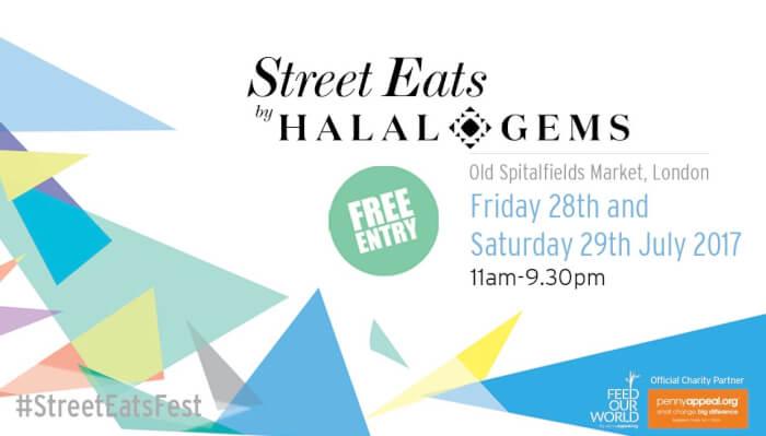 Street Eats is London's Street Food Festival