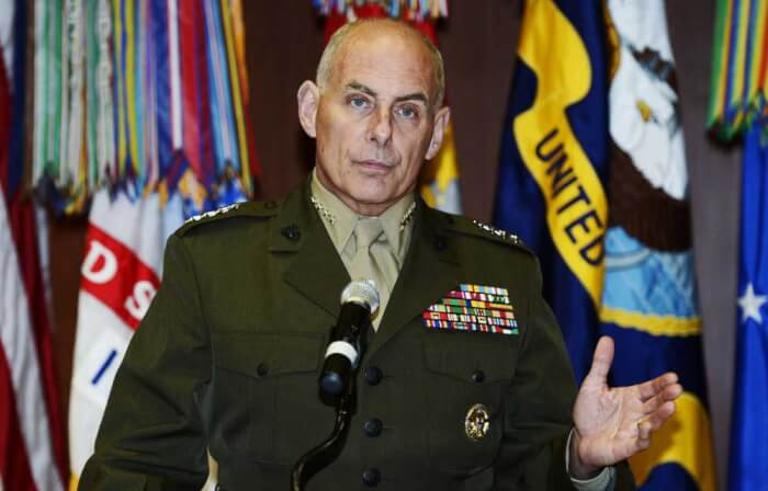 Will Marine General Chief of Staff John F. Kelly reply to Marine Sgt. Bryce Lockwood and all USS Liberty Survivors?