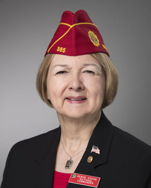 American Legion Elects First Female Commander and Approves USS Liberty Resolution 40