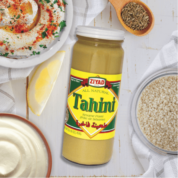 "Ziyad Tahini named ""Best"" Tasting by national magazine"