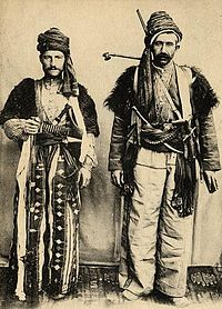 Chaldean Christians. Photo courtesy of WIkipedia