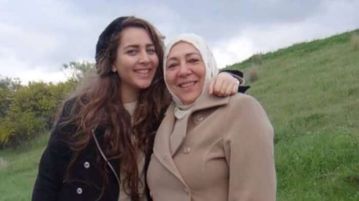 Syrian Journalist Halla Barakat and her mother found murdered in their apartment in Turkey. Photo courtesy of Orient News English website