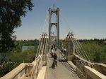 Old Bridge above the Euphrates in Deir ez-Zor, Syria (Photo credit: Wikipedia)