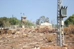 Ma'ale Efrayim an illegal Israeli settlement in the Occupied West Bank of Palestine (Photo credit: Wikipedia)