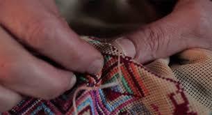 Stitching Palestine, documentary at Jerusalem Fund Dec. 2
