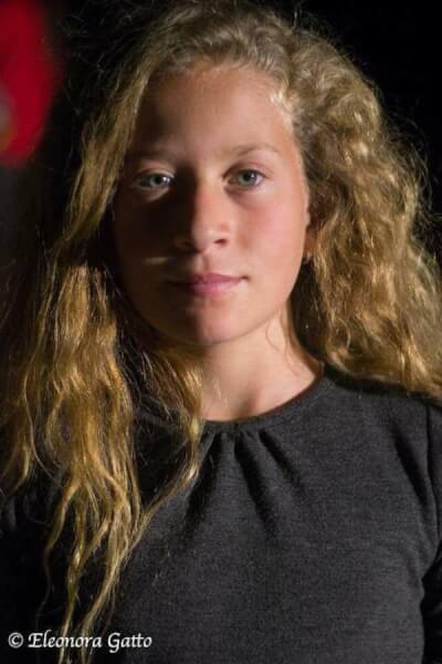 Palestinian teenager Ahed Tamimi persecuted in Israeli Gulag