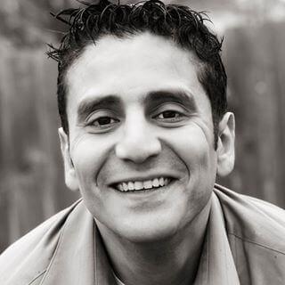 Author professor Khalil Marrar