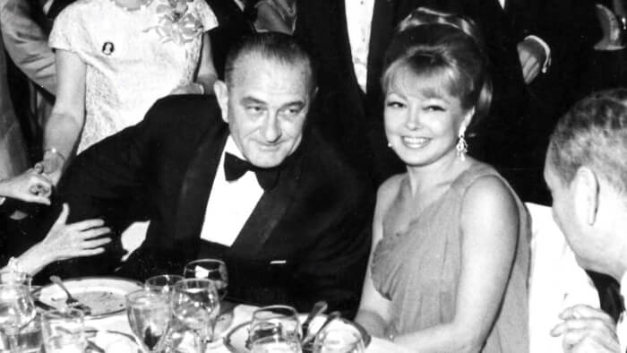 MOSSAD Eyes and Ears, Mathilde Krim, LBJ and the USS LIBERTY