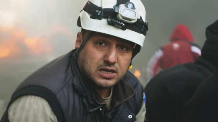 Last Men in Aleppo Documentary