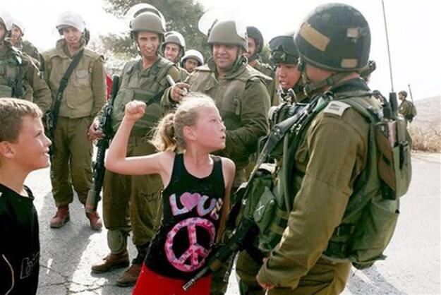 Ahed Tamimi is HOPE in Action in Palestine #FreeAhedTamimi #FreePalestinianKids