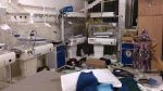 02-08-18 Idlib Hospital incubators in Syria after Syrian bombings of the hospital. Photo courtesy of the Union of Medical Care and Relief Organizations