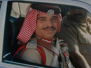 King Hussein I - Photography