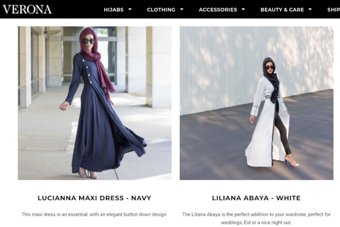 Macy's announces new line of Muslim clothing