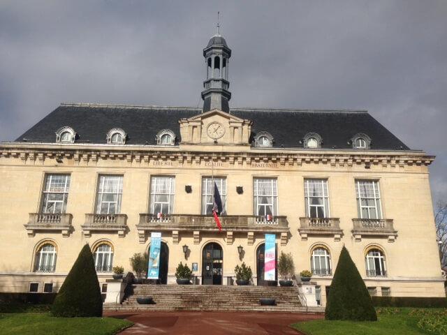City Hall Aulnay-sous-Bois