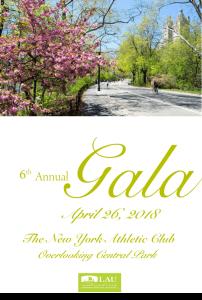 Lebanese American University Gala New York City @ New York City Athletic Club