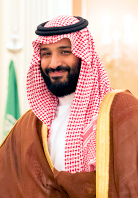 Saudi Crown Prince meets Trump, Congressmen, Senators
