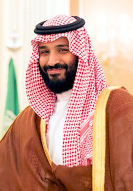 Saudi Crown Prince meets Trump, Congressmen, Senators
