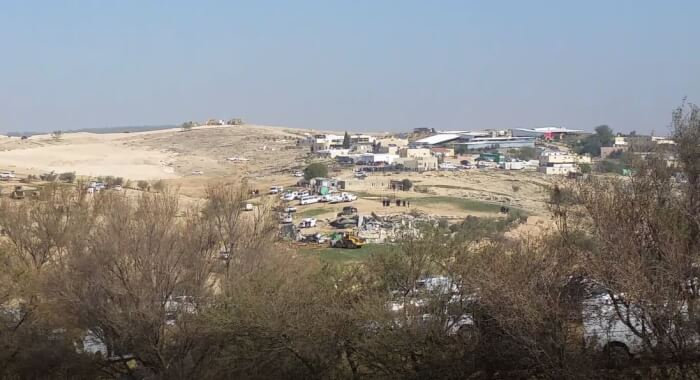 350 Palestinians to be homeless when Israel destroys Umm al-Hiran village