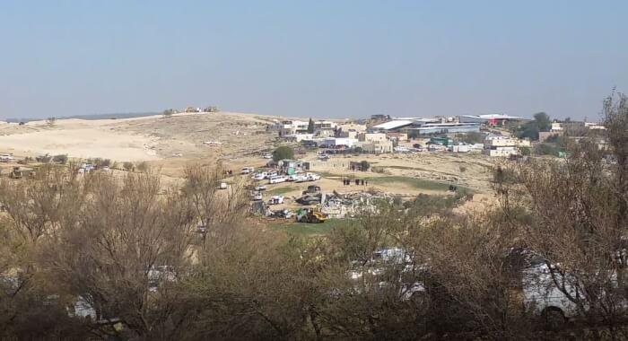 350 Palestinians to be homeless when Israel destroys Umm al-Hiran village