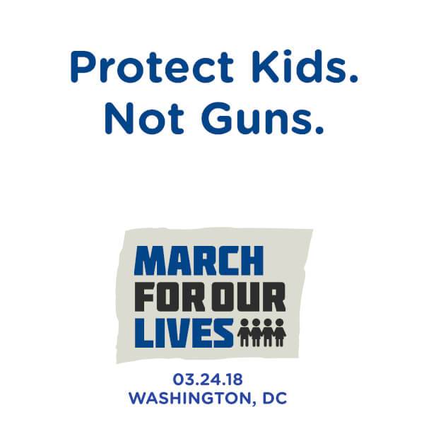 March for Our Lives A-Changin' Our Times and Sounds of Silence
