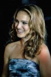 """An Israeli-American actress Natalie Portman at the premiere of """"Black Swan"""" directed by Darren Aronofsky, during the Toronto International Film Festival, 2010. (Photo credit: Wikipedia)"""